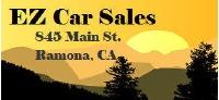 EZ Car Sales Logo
