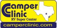 Camper Clinic Logo