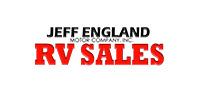 Jeff England RV Logo