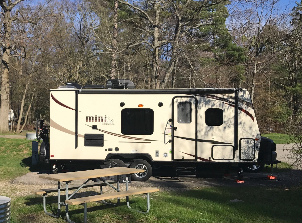 New Or Used Forest River Rockwood Mini Lite Travel Trailer RVs For Sale