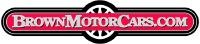 Brown Motor Cars Logo