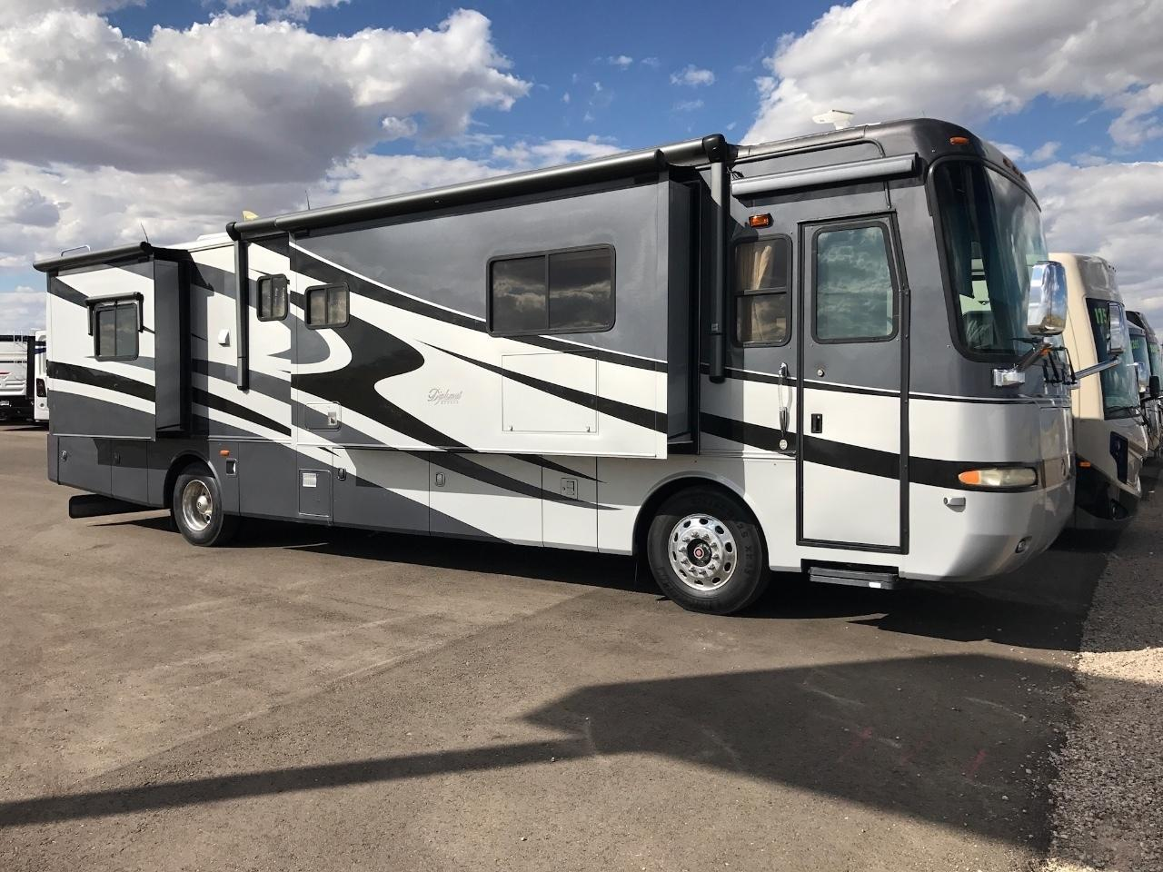 new or used monaco diplomat 3 slides 1 2 bath rvs for sale