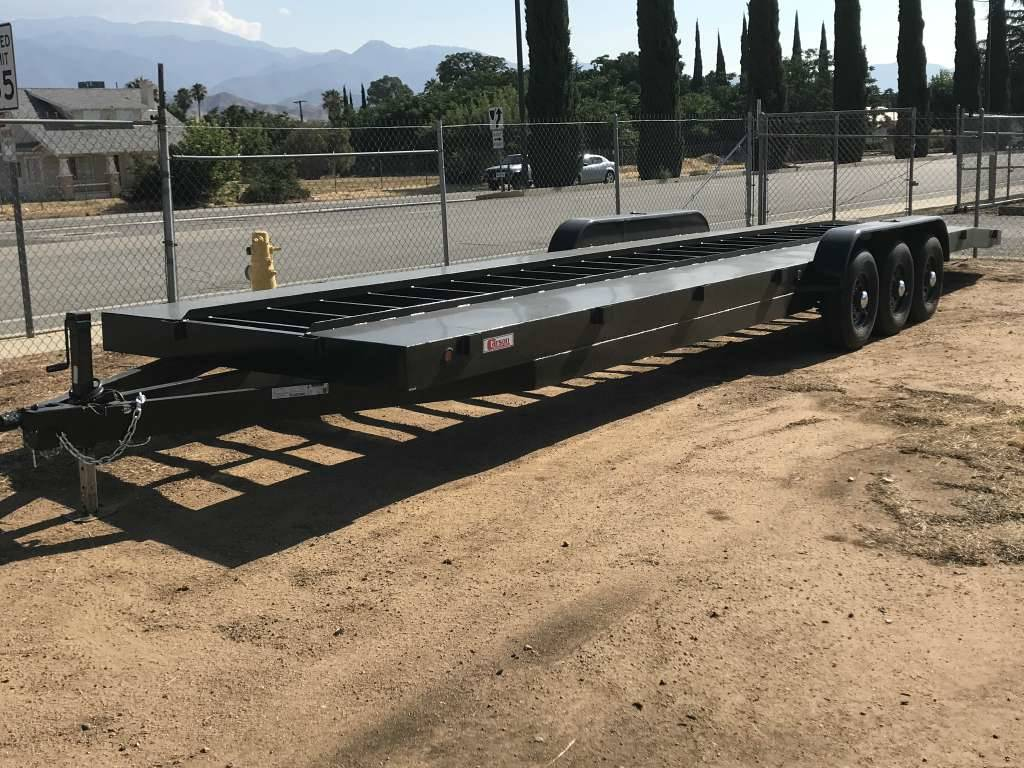 Used Carson Toy Hauler Trailers For Sale Trailersmarket Com