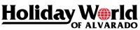 Holiday World of Alvarado Logo