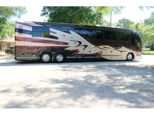 2002 Prevost FEATHERLITE H3 45 In Longwood FL