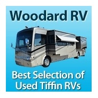 Woodard RV Logo