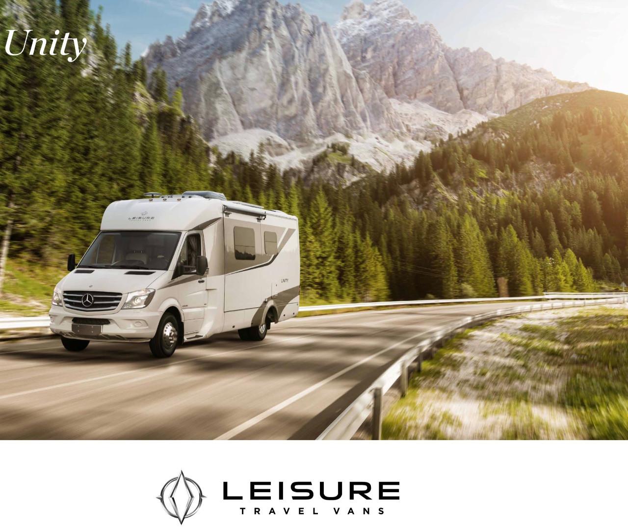 Leisure Travel Vans Unity FX For Sale - Leisure Travel Vans RVs ...