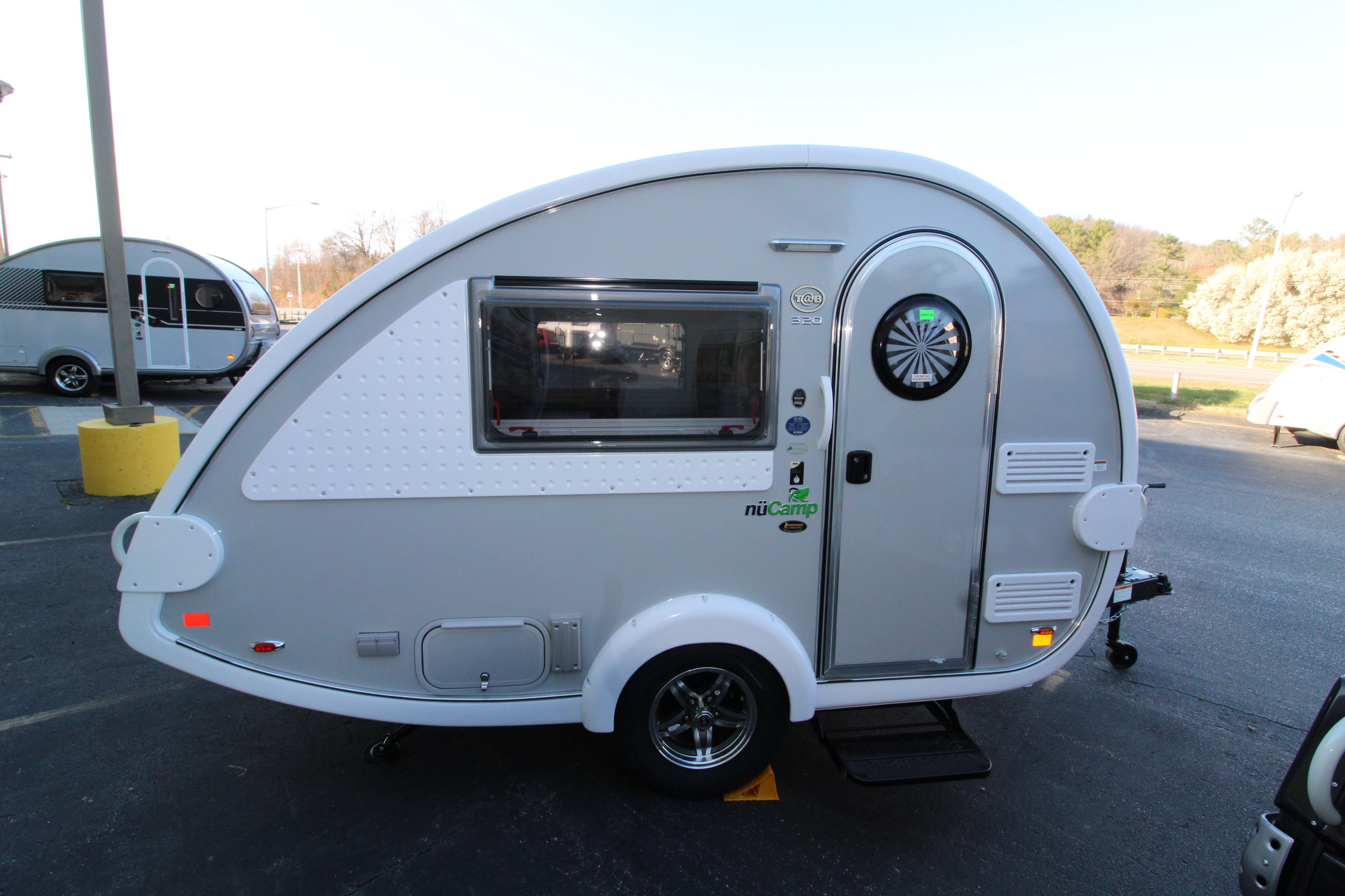 North Carolina NUCAMP T B Teardrop Campers T B S For Sale NUCAMP