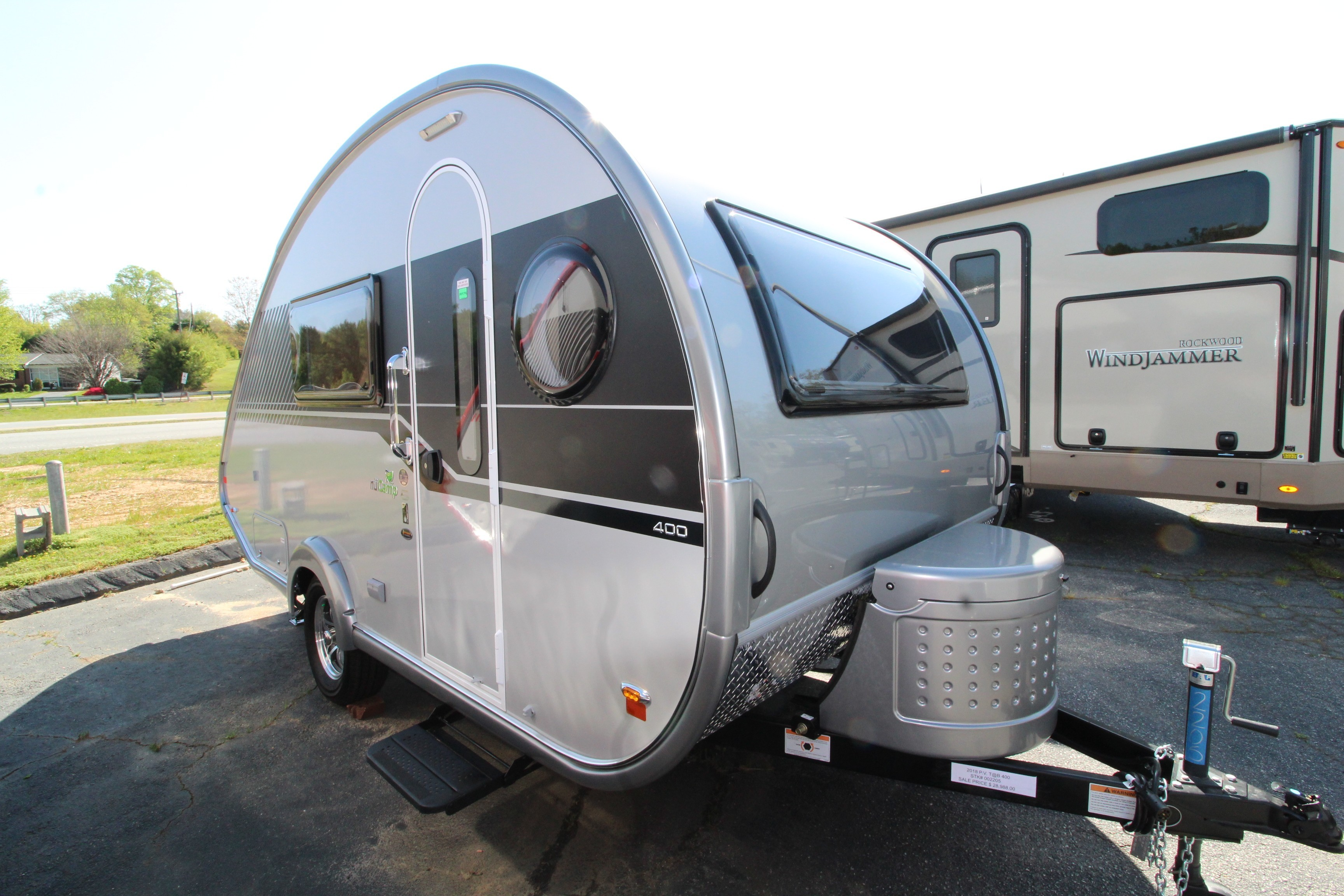 North Carolina Nucamp T B T B Travel Trailer RVs For Sale