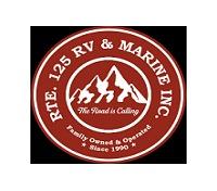 Rte. 125 RV & Marine, Inc. Logo
