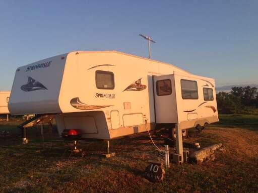 2010 Keystone SPRINGDALE 284BH SSR In Canyon Lake TX