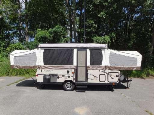 Rockwood A-FRAME A122S For Sale: 125 RVs