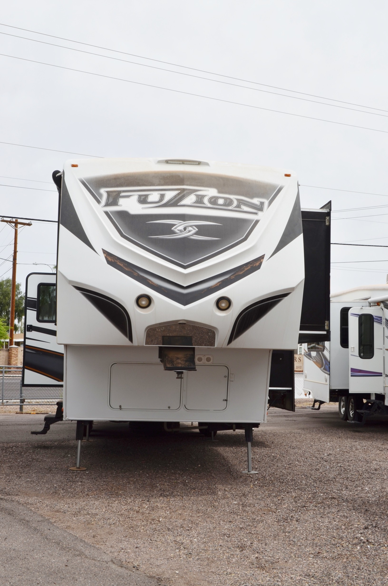 2 Keystone Fuzion 315 Toy Haulers For Sale Home Trailer Hitches Hitch Wiring Curt Adapters Duplex