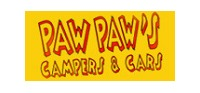 Paw Paws Camper City Logo