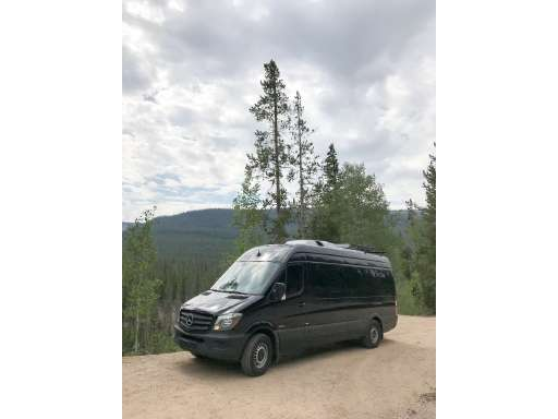2016 Mercedes Benz SPRINTER 2500 In Saratoga Springs UT
