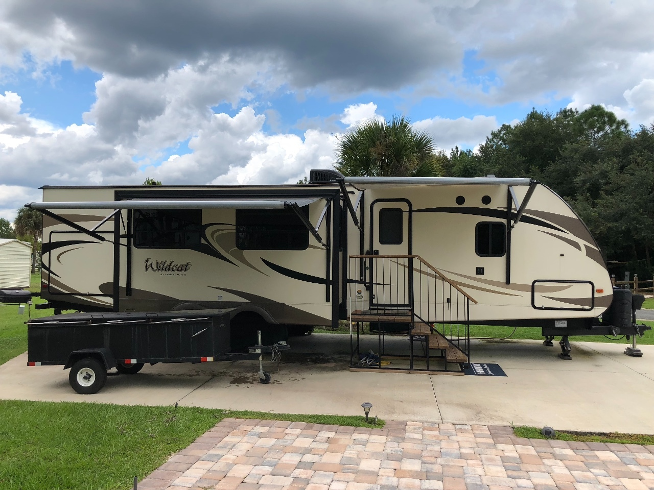 565 Forest River Rv Wildcat 34wb Rvs For Sale 5th Wheel Wiring Diagram