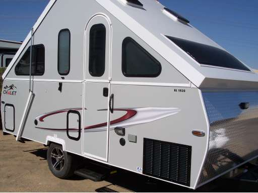 1 Chalet Rv A-FRAME Travel Trailers For Sale