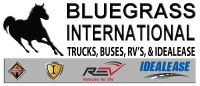 Bluegrass International Trucks, Buses, RV's, & Idealease Logo