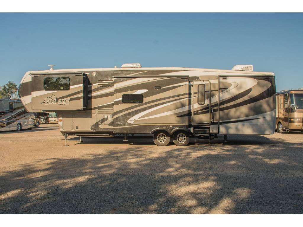 2014 Keystone Montana Big Sky 3850FL, Five Slides!, Winter Garden FL ...
