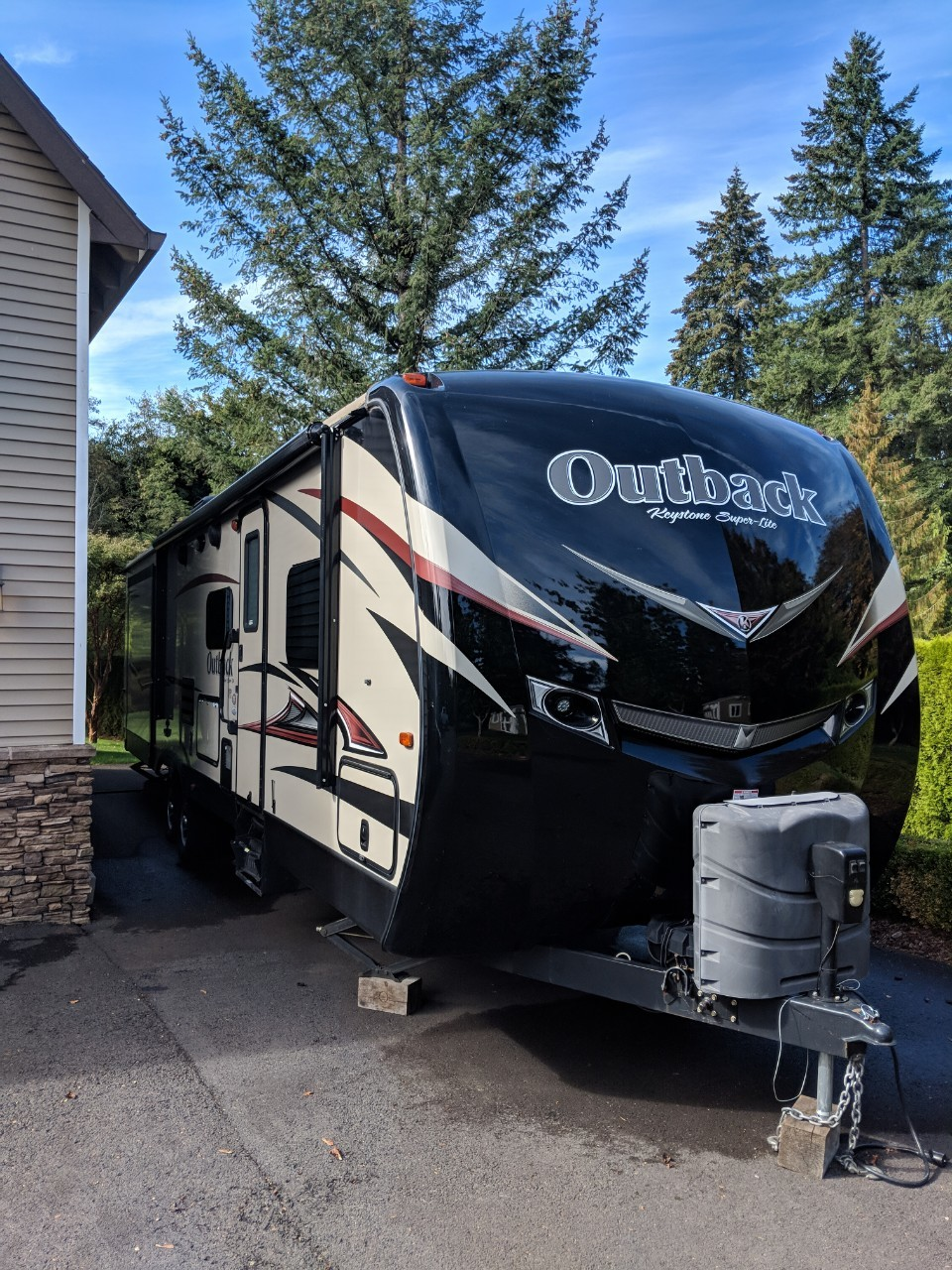 5 Keystone Outback 322bh Travel Trailers For Sale Rv Trader Equalizer Weight Distribution W 4point Sway Control No Shank