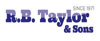 RB Taylor & Sons Logo