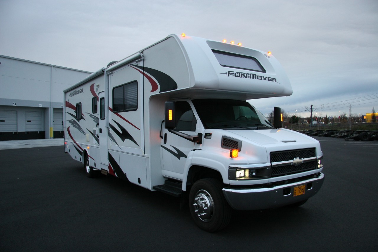 5 Thor Motor Coach Four Winds Fun Mover Rvs For Sale Rv Trader 2002 Ford F750 Wiring Diagram