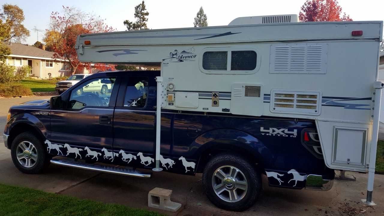 Truck Campers For Sale 2437 Rv Trader 2008 Toyota Tundra Trailer Wiring