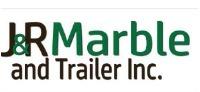 J & R Marble & Trailer Inc Logo