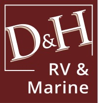 D & H RV Center Logo