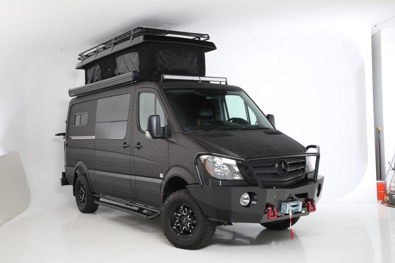 79dae9d65a 27 Mercedes-Benz Airstream Sprinter RVs For Sale - RV Trader