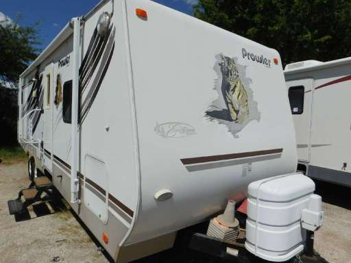 Texas - Prowler For Sale - Fleetwood Travel Trailers - RV Trader