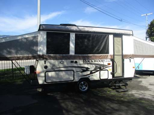 Rockwood High Wall HW277 For Sale - Forest River RVs - RV Trader