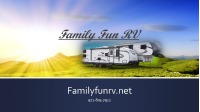 Family Fun RV Logo