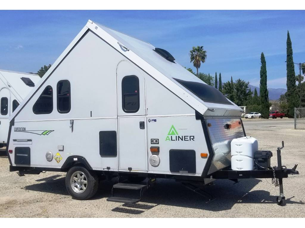 2014 A-Liner Aliner Expedition For Sale in Beaumont, CA - RV Trader