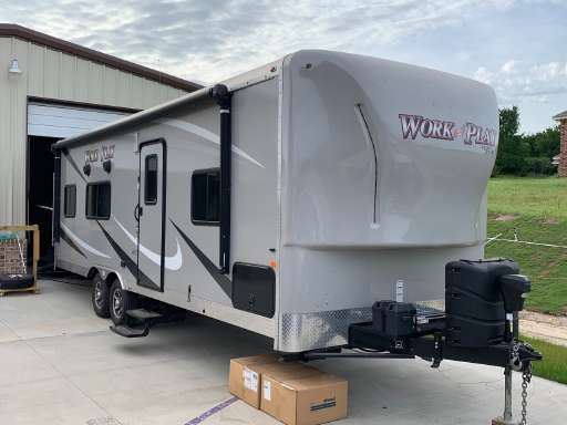 Work And Play For Sale Forest River Toy Haulers Rv Trader