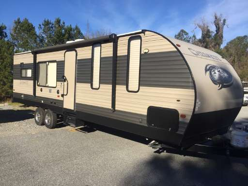 Wolfe Camper Sales >> Cherokee Grey Wolf For Sale Forest River Rvs Rv Trader