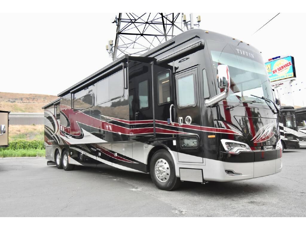 2019 Tiffin Motorhomes Allegro Bus 40OPP For Sale in Santa Fe Springs, CA -  RV Trader