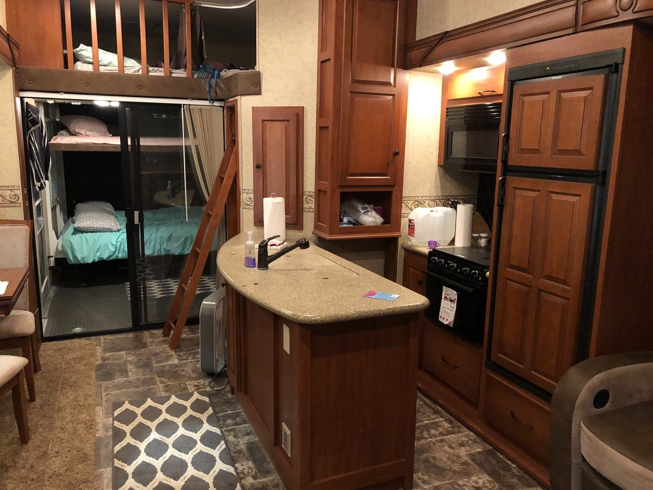 Simba 38STS For Sale - Safari Toy Hauler RVs - RV Trader