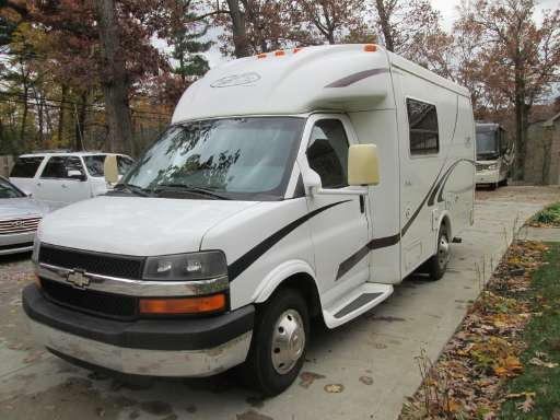Class B Motorhomes For Sale - RV Trader