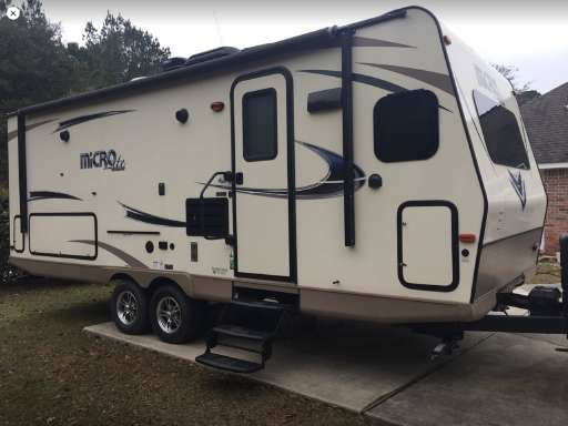 Microlite Travel Trailer >> Flagstaff Micro Lite For Sale Forest River Rvs Rv Trader
