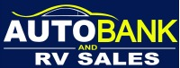Auto Bank and RV Sales Logo
