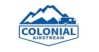 Colonial Airstream & RV Logo