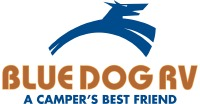 Blue Dog RV - Bend Logo