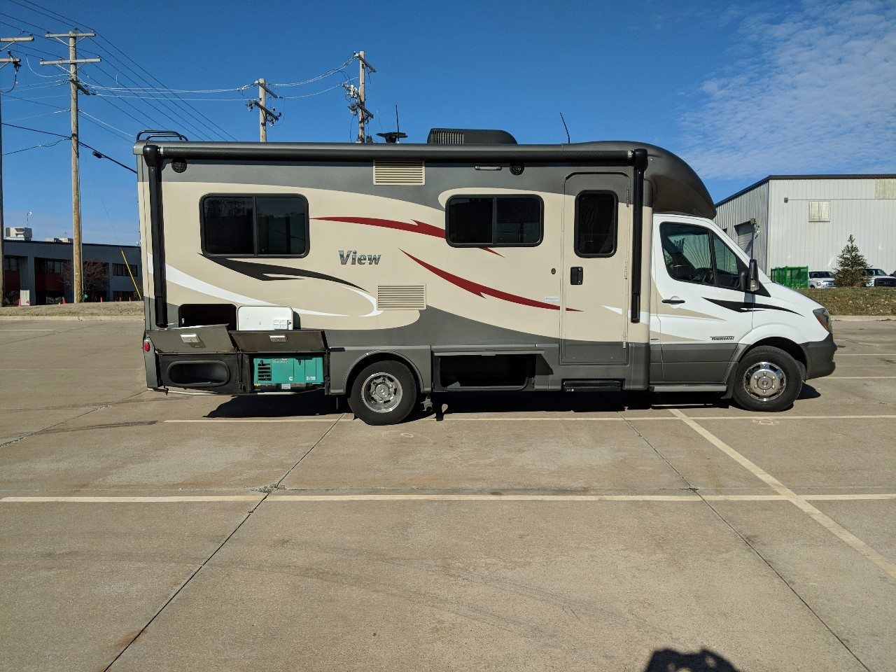 Winnebago For Sale - Winnebago Travel Trailer|198073https