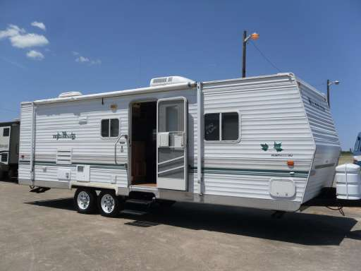 Texas - Wilderness For Sale - Fleetwood Travel Trailers - RV