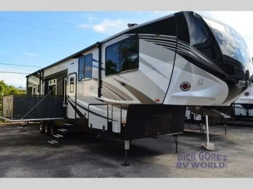 Cyclone 4200 For Sale - Heartland RVs - RV Trader