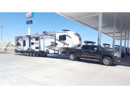 Xlr Thunderbolt For Sale - Forest River Fifth Wheel Toy