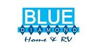 Blue Diamond Home and RV Logo