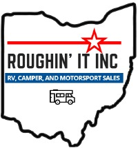 Roughin' It Logo