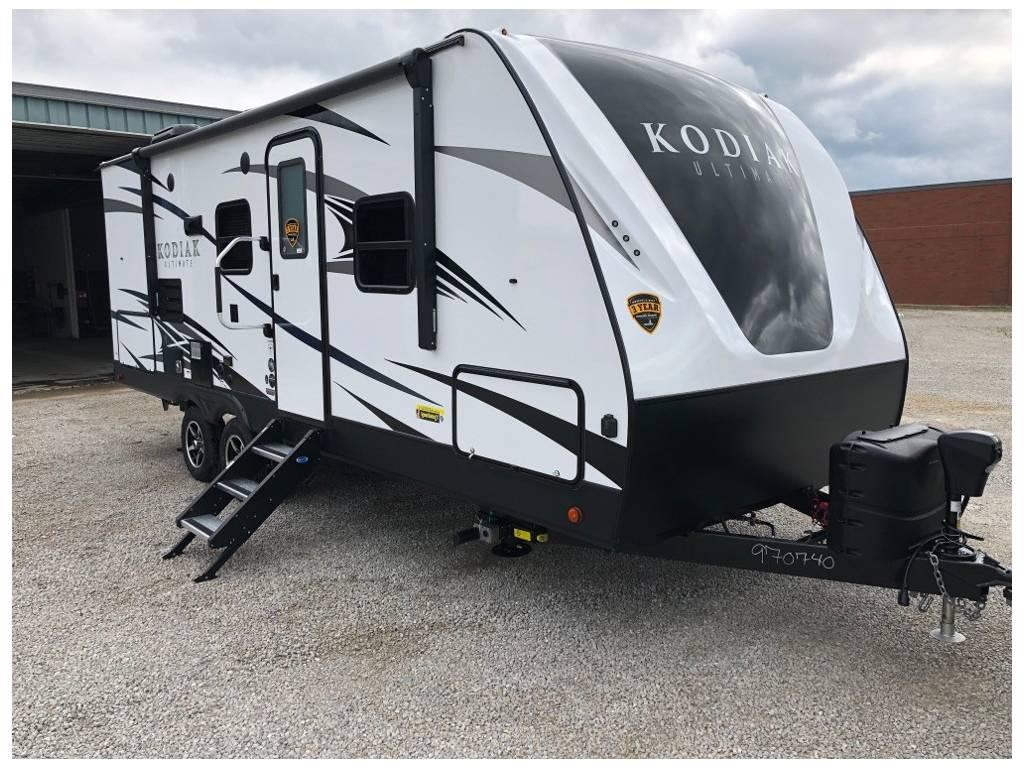 Kodiak Travel Trailer >> 2019 Dutchmen Kodiak Ultimate 230rbsl For Sale In Litchfield Il Rv Trader